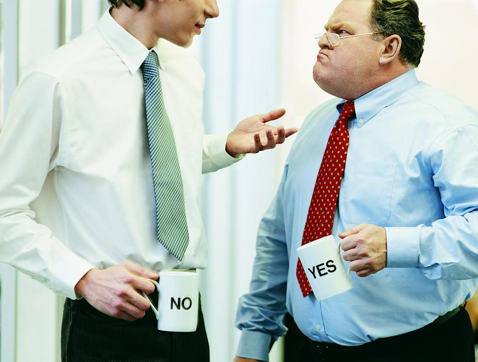 How to win an argument with your boss - and more in our morning wrap. Source: Getty