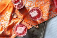"""<p>Shrubs, also known as """"drinking vinegars,"""" are touted for their flavor and probiotic benefits. All we know is they're certainly tasty! </p><p><strong>Get the recipe at <a href=""""http://eatdrinkfrolic.com/2016/02/valentines-cocktail-black.html"""" rel=""""nofollow noopener"""" target=""""_blank"""" data-ylk=""""slk:Eat. Drink. Frolic"""" class=""""link rapid-noclick-resp"""">Eat. Drink. Frolic</a>.</strong></p><p><a class=""""link rapid-noclick-resp"""" href=""""https://www.amazon.com/Elite-Cocktail-Shaker-Bartender-BARILLIO/dp/B01L6R2O0O/?tag=syn-yahoo-20&ascsubtag=%5Bartid%7C10050.g.30433150%5Bsrc%7Cyahoo-us"""" rel=""""nofollow noopener"""" target=""""_blank"""" data-ylk=""""slk:SHOP BAR TOOLS"""">SHOP BAR TOOLS</a><br></p>"""