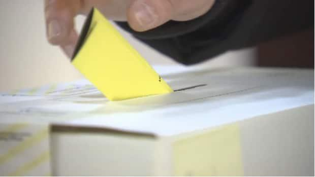 After the provincial election last winter and the federal election last week, communities across Newfoundland and Labrador are holding municipal elections on Tuesday. (CBC - image credit)