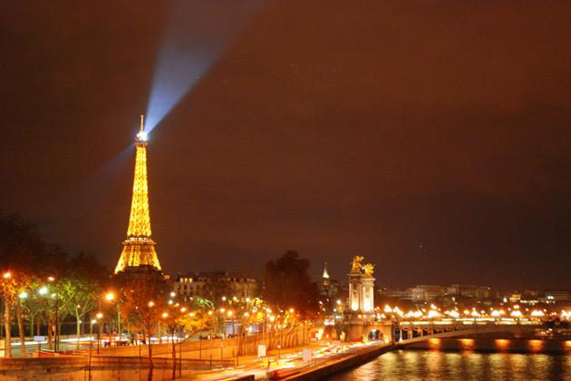 "<p>It is said in the take over of Paris, Hitler didn't bring it down for communication warfare to continue. Others used it to jam communication. Photo by <a href=""http://www.flickr.com/photos/saparajit/"">Saparjit</a>.</p>"