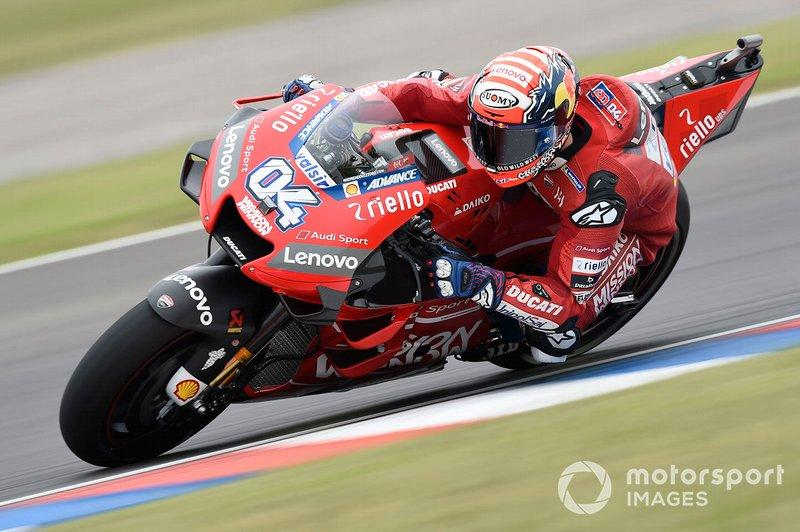 """#04 Andrea Dovizioso<span class=""""copyright"""">Gold and Goose / Motorsport Images</span>"""