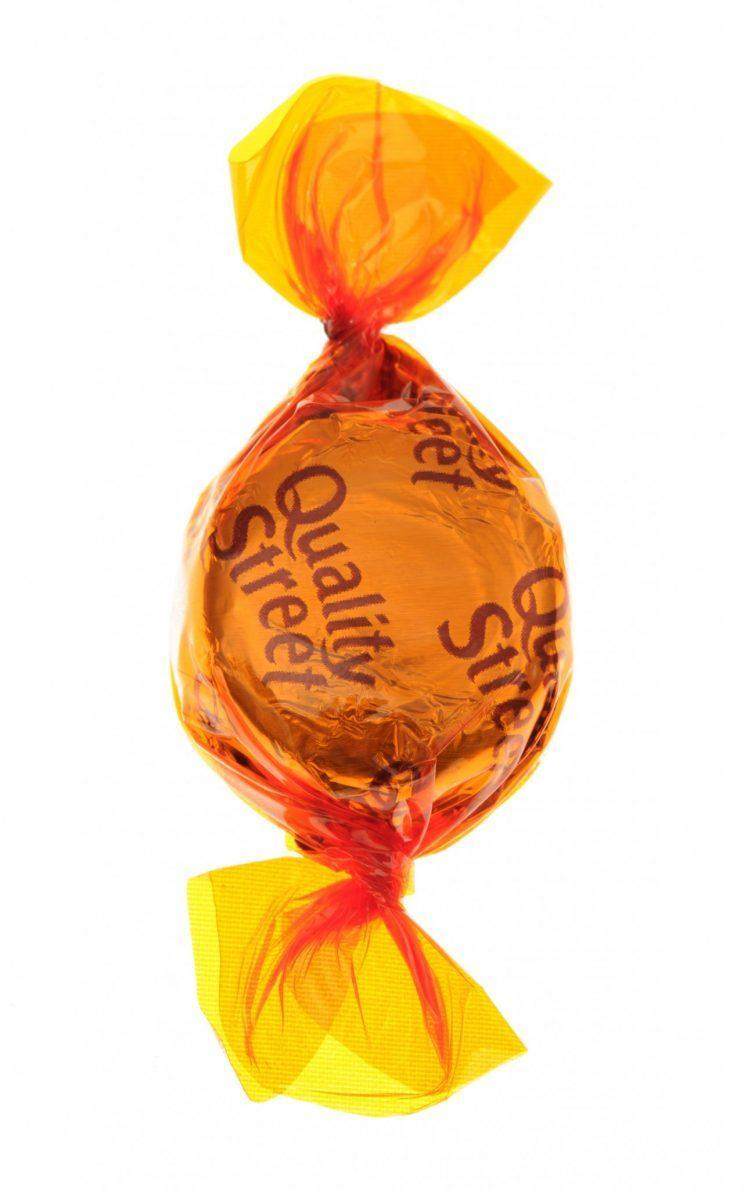 Some 15 million tins of Quality Street are sold every year (Rex)