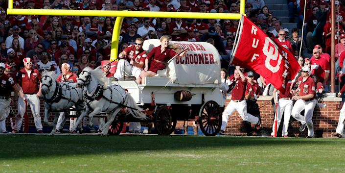Oklahoma's application —and the SEC's invitation to OU and Texas on Thursday —list the move as happening in the summer of 2025, but the move could happen much quicker.