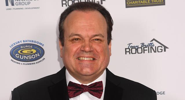 Shaun Williamson struggled with the attention that came with fame. (Photo by Dave J Hogan/Getty Images)