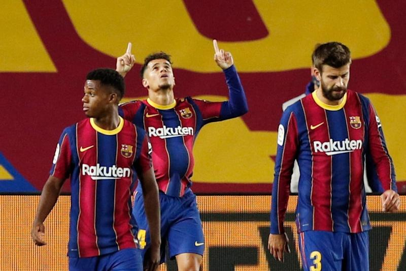 Philippe Coutinho Makes Good on Second Chance at FC Barcelona
