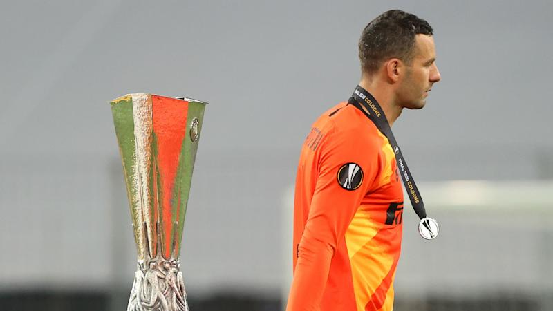 Handanovic: Bitter Europa League defeat to Sevilla can be 'starting point' for Inter