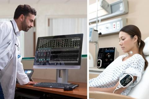 Study Uses Masimo Patient SafetyNet™ and rainbow Acoustic Monitoring® to Investigate the Incidence of Desaturation and Bradypnea in Postoperative Patients