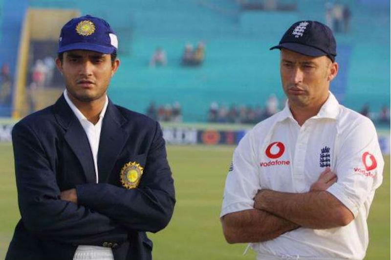 When I Played Against Sourav Ganguly, I Hated Him: Nasser Hussain