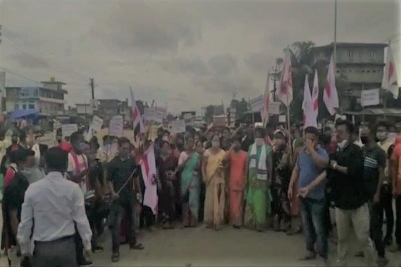 Outrage in Assam Over Gangrape And Murder Accused Getting Bail, Locals Allege Lapses in Police Probe