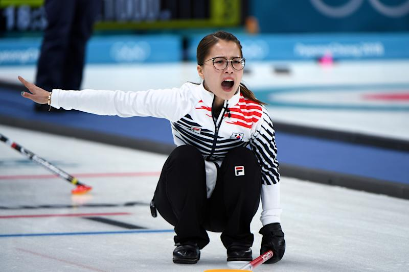 Women's champions! Medals mix-up for United States of America curlers