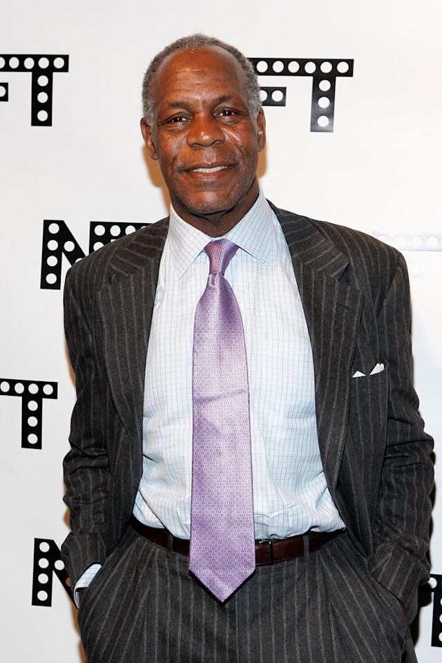"Actor Danny Glover turns 65. Cindy Ord/<a href=""http://www.wireimage.com"" target=""new"">WireImage.com</a> - May 22, 2011"