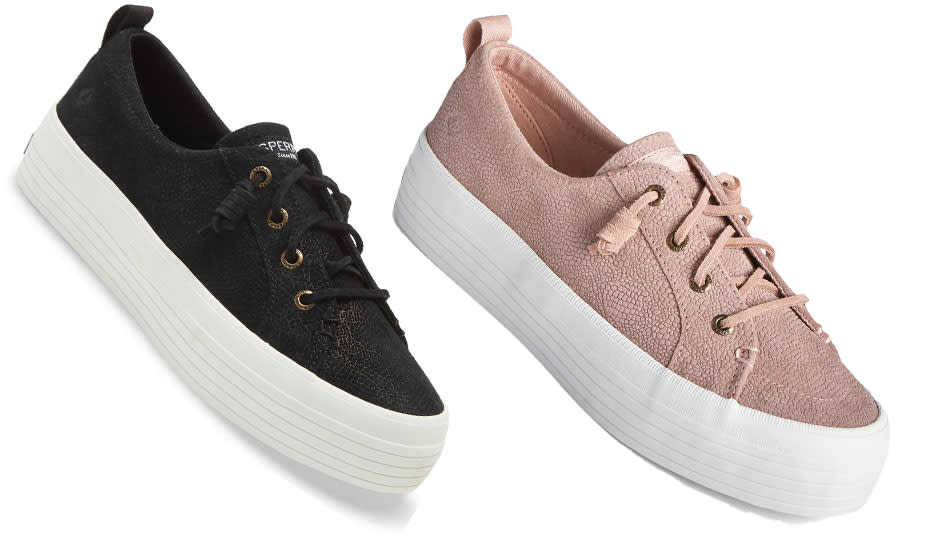 These Sperrys have memory foam inserts! (Photo: Nordstrom)