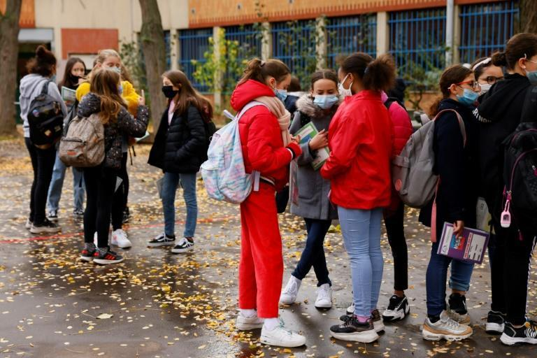 Most schools in dozens of countries were shuttered during lockdowns during the first Covid-19 wave, but the second time round more are remaining open