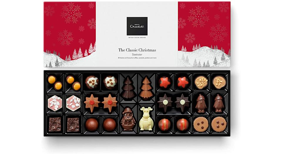 Hotel Chocolat The Classic Christmas Sleekster