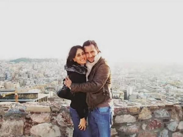 Kareena Kapoor, Saif Ali Khan (Image courtesy: Instagram)