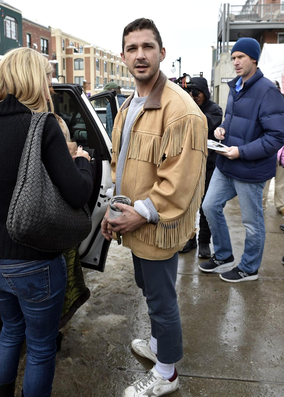 <p>Can we take a moment to talk about this fringed jacket?</p>