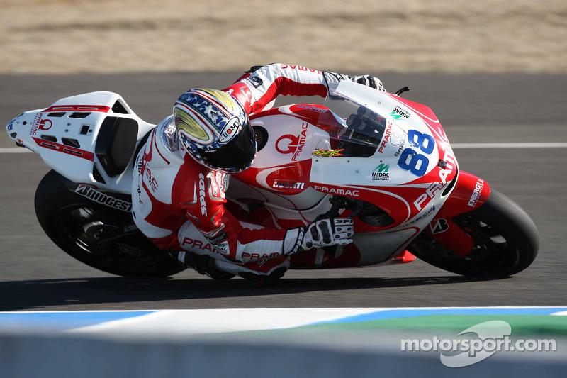 "Niccolo Canepa<span class=""copyright"">Pramac Racing</span>"