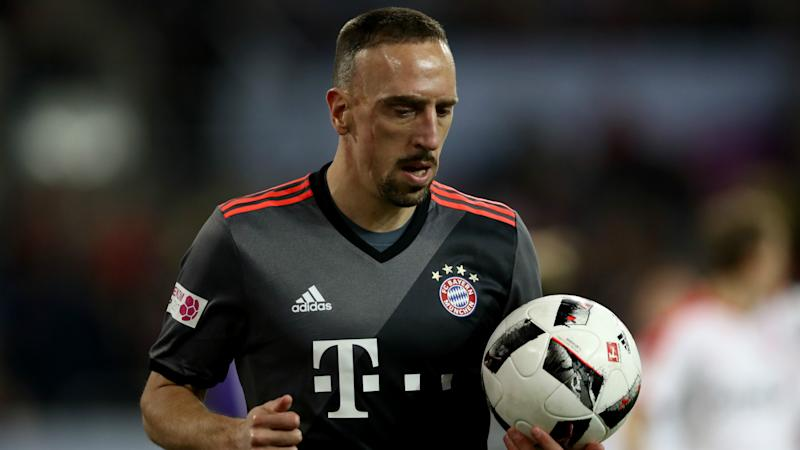 "Bayern, Ribéry : ""Tous les gros clubs voulaient me recruter"""