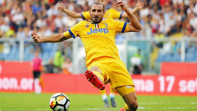 <p>Following the departure of Leonardo Bonucci to domestic rivals AC Milan, the importance of Giorgio Chiellini to the Old Lady is even more apparent. </p> <br><p>The Italy international has missed Juventus' last couple of games through injury and whilst Juventus will be able to get away with his absence against smaller sides in Serie A, against a team like Barcelona his experience and leadership is clearly missed. </p>
