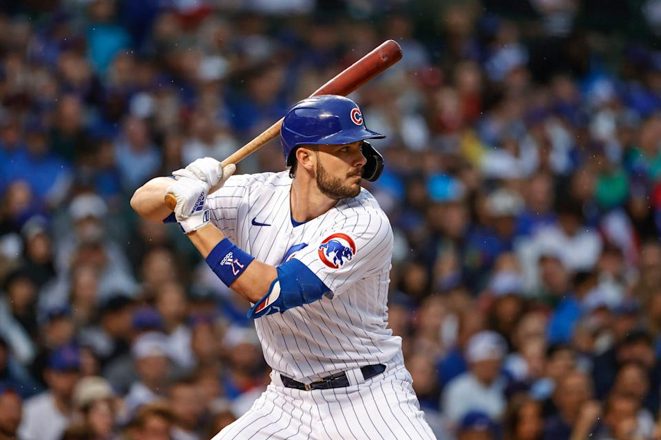 Kris Bryant is a free agent after the 2021 season.