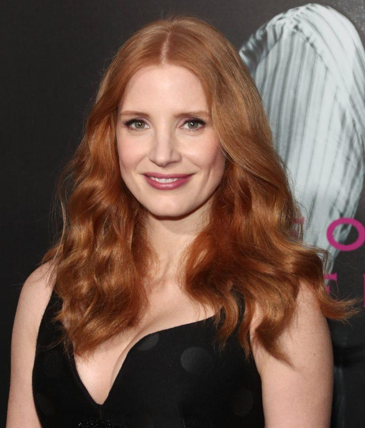Jessica Chastain (Photo: Getty Images)