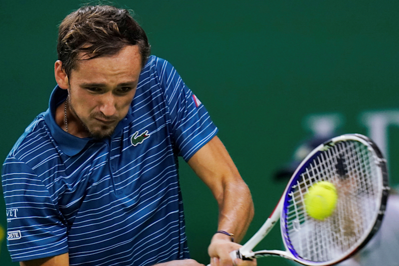 'Exhausted' Daniil Medvedev Pulls Out of Home Tournament Kremlin Cup