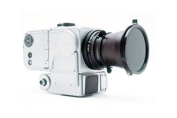 An example of a Hasselblad Electric Data Camera.