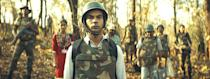In one of the most politically relevant films of our time, Rajkummar plays a stickler tasked with carrying out elections in a Naxal area. Newton's refreshing idealism, his cerebral approach to problem-solving, and his deadpan delivery stand tall even amidst some excellent performances in this film by Pankaj Tripathi, Raghubir Yadav, and Anjali Patil.