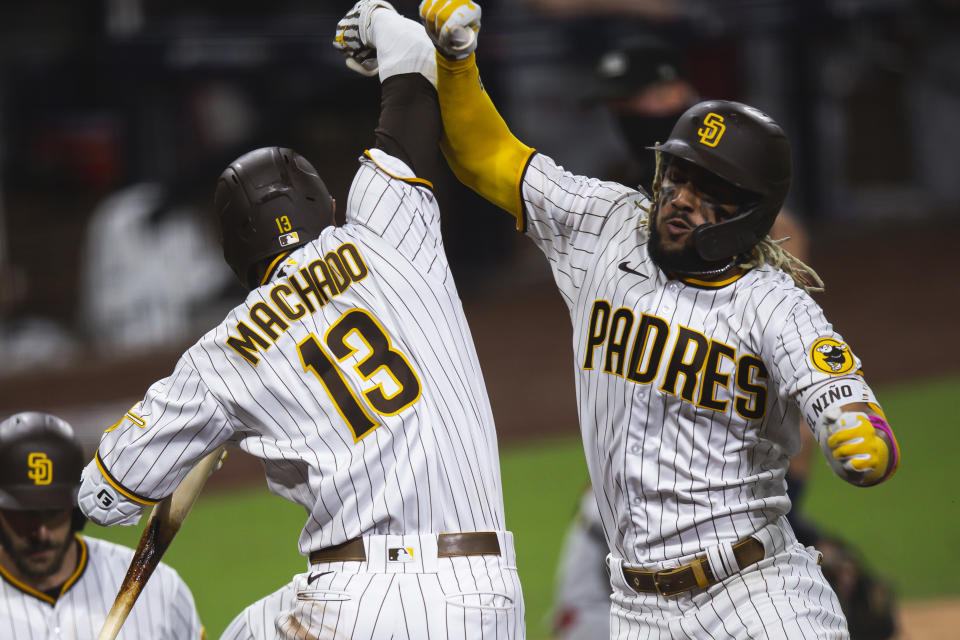 Photo by Matt Thomas/San Diego Padres/Getty Images