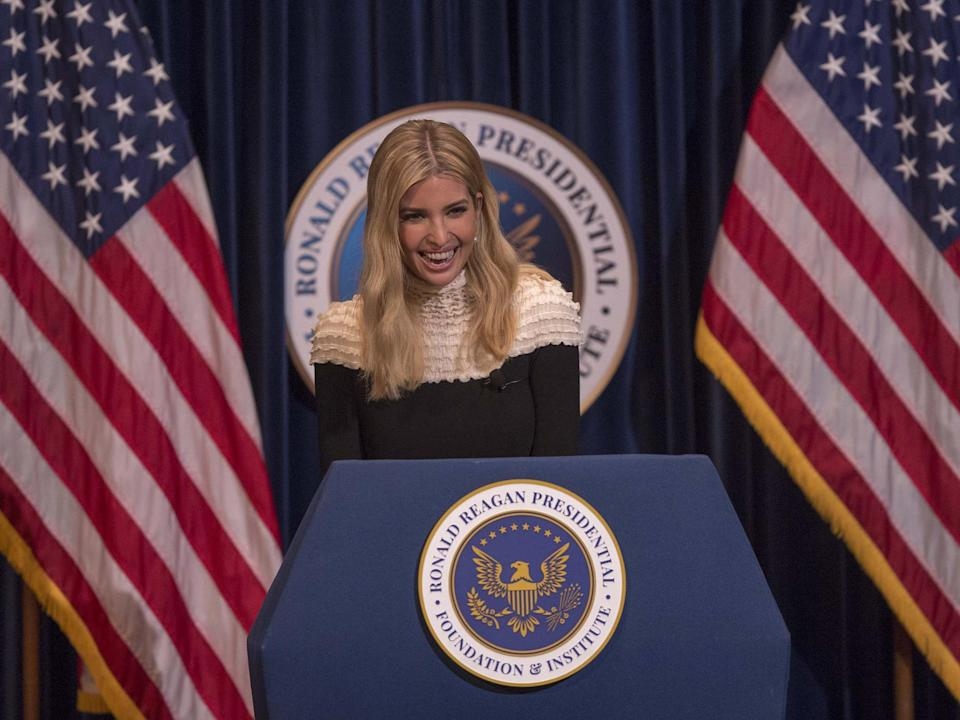 Ivanka Trump and Jared Kushner 'struck a deal for President's daughter to run for White House'