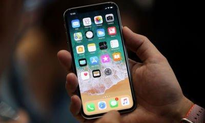 Chinese students worked illegal overtime to produce iPhone X