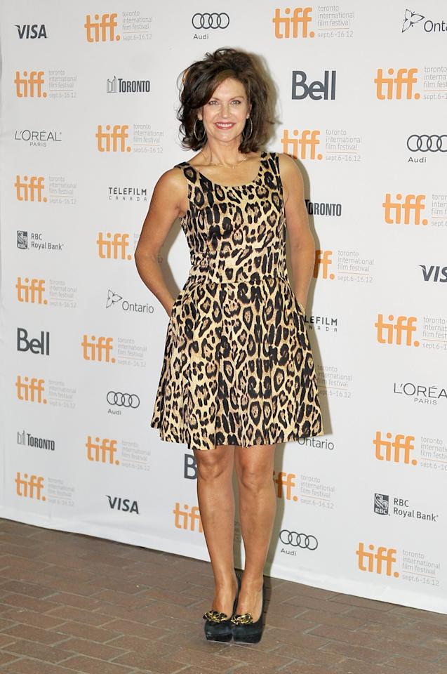 "WORST: ""Saving Hope"" actress Wendy Crewson's whole ensemble at the ""Antiviral"" premiere can only be described as ""yikes."" The too-tousled hair, the unflattering leopard print, and oh, those shoes! Back to the drawing board, Wendy."