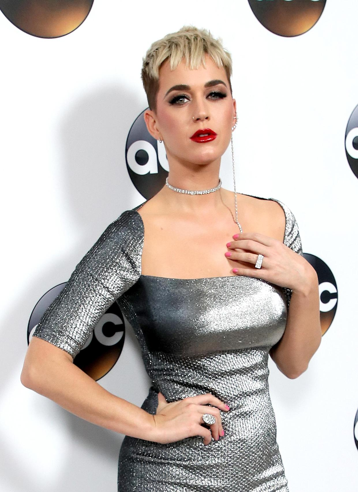 Katy Perry continues to fight for her dream house. (Photo: Getty Images)