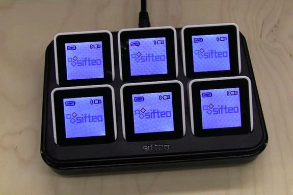 Using the readily available Sifteo cubes to build their prototypes, NYU researchers found that people are highly opinionated about their preferred tactile experiences when fidgeting.