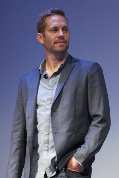 Actor Paul Walker speaks onstage at the 'Hours' Q&A during the 2013 SXSW Music, Film + Interactive Festival at Topfer Theatre at ZACH on March 10, 2013 in Austin, Texas.