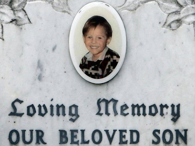 The grave of James Bulger (PA Archive/PA Images)