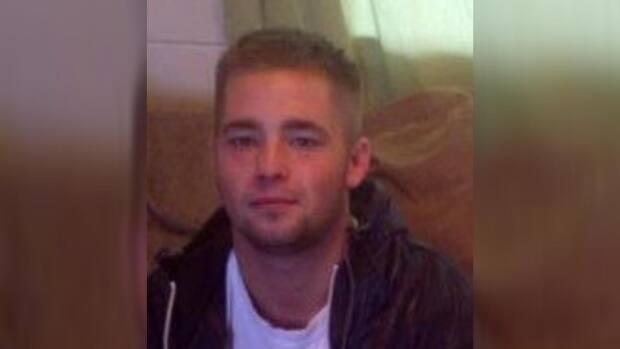 The body of Adam Hibbert, 29, was found near the entrance to the city landfill in Kamloops, B.C., on Oct. 1. (Supplied by RCMP - image credit)