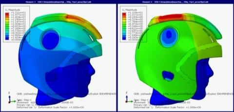 NTS Collaborates with AES R&D to Reduce Sport-Related Concussions Using Breakthrough Helmet Technology and Virtual Simulations