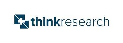 Logo: TRC (CNW Group/Think Research Corporation)