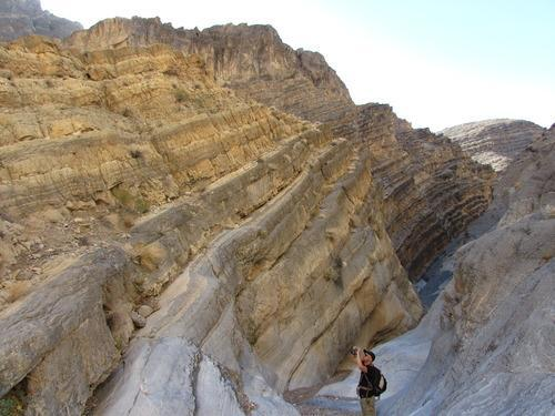 death valley fall canyon