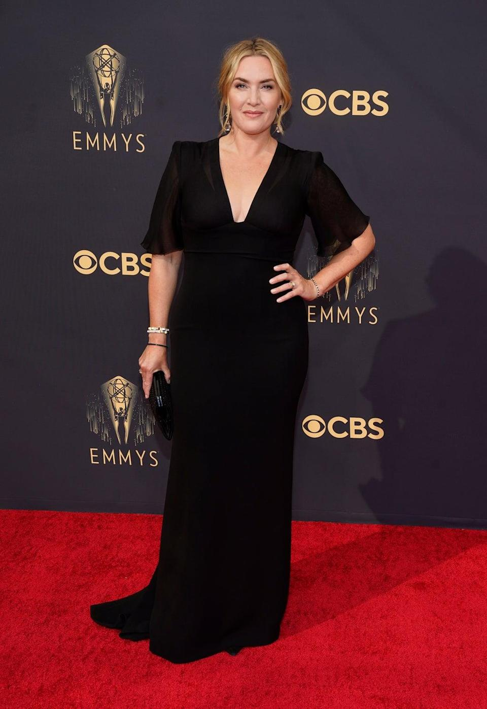 Kate Winslet was among the winners at the Emmys (AP Photo/Chris Pizzello)