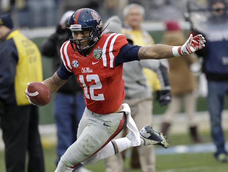 Ole Miss WR Moncrief plans to enter NFL draft