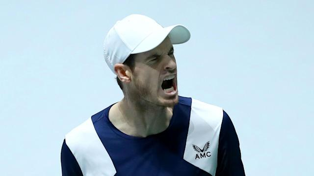 Andy Murray may not feature for Great Britain in Friday's Davis Cup quarter-final tie with Germany, according to captain Leon Smith.