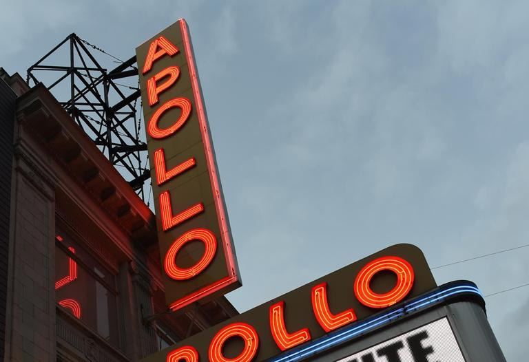 The Apollo Theater announced Wednesday it would be the first theater in the United States to feature regular programming by hologram