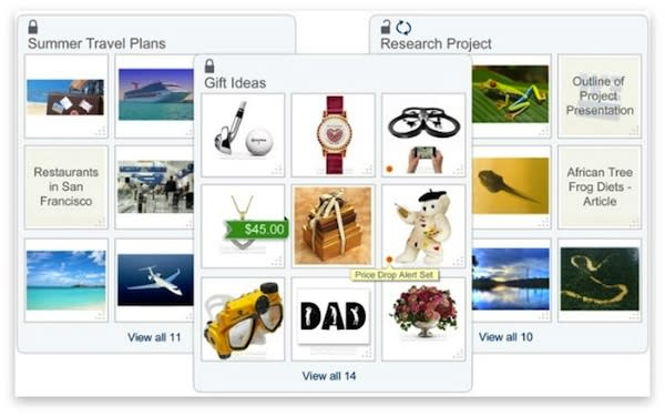 This Pinterest-Like Bookmarking Tool Organizes Your Online Life