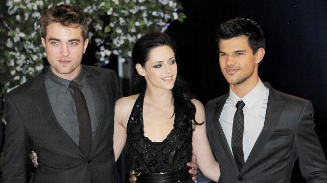 'Twilight' Stars, Then and Now