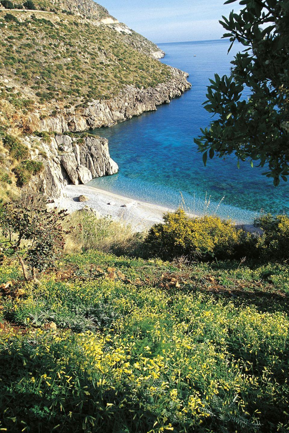 <p>The largest island in the Mediterranean Sea, Sicily has gorgeous beaches and mild weather. The island is packed with history, and contains many historical sites, museums, and churches. Oh, and the food is next-level.</p>