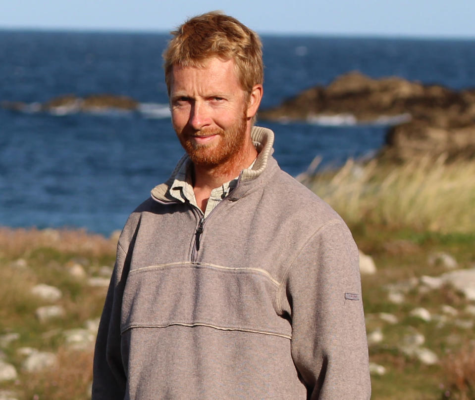 Councillor Jonathan Smith said outsiders must not travel to Scilly (Jonathan Smith)