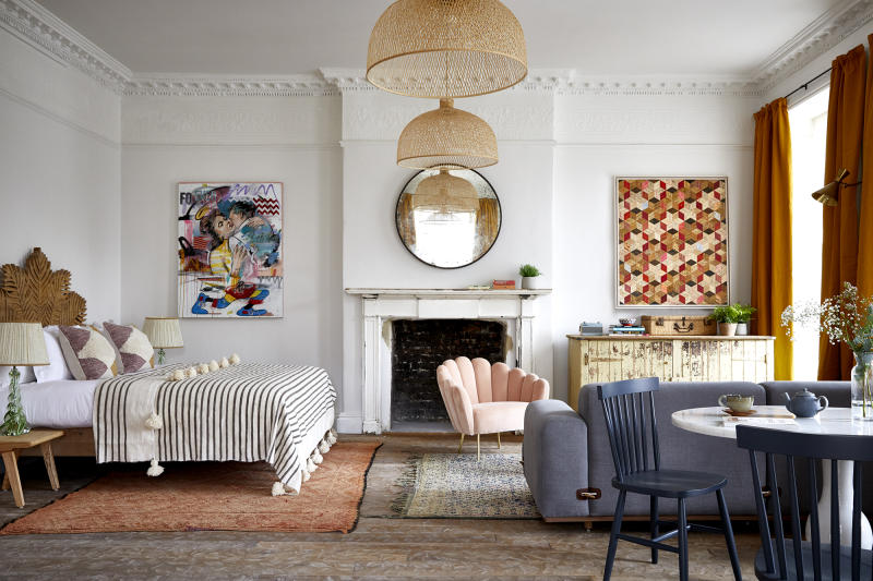 The best UK and Ireland hotels to book a stay at, such as the new Artist Residence hotel in Bristol [Photo: Supplied]