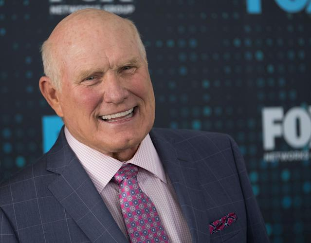 Terry Bradshaw apologized for a remark he made to actor Ken Jeong. (AP)